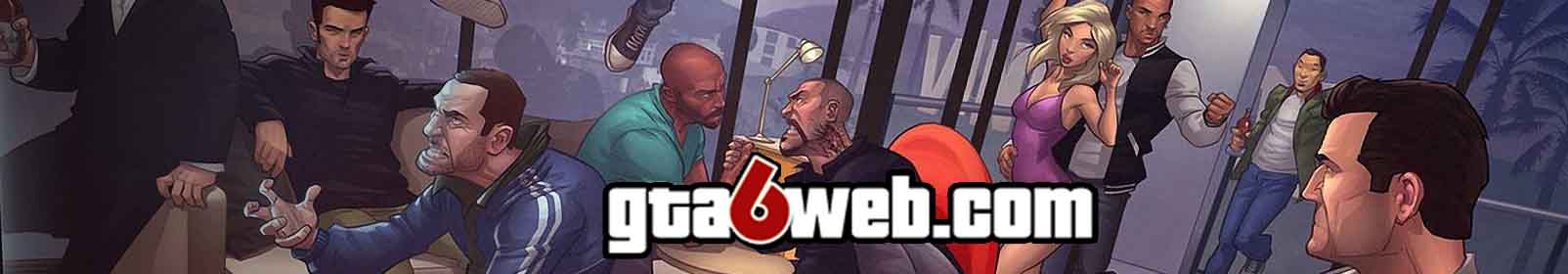 GTA 6 - Grand Theft Auto 6 mods - GTA6web.com